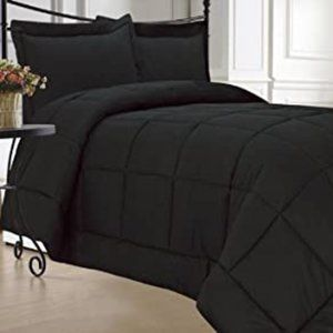 New Down Alternative Comforter Set Extra Long Twin